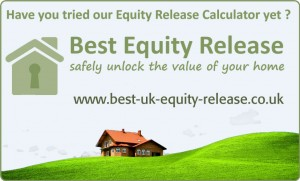 Using our Equity Release Calculator