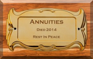 Is this the death of annuities